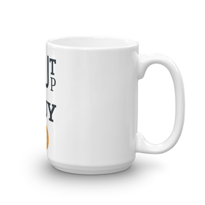 New Shut Up & Buy BTC Coffee Mug