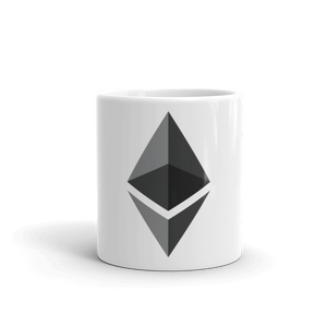 New Ethereum Coffee Mug