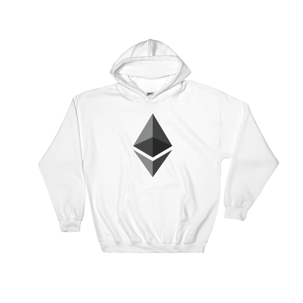 New Ethereum High Quality Hooded Sweatshirt
