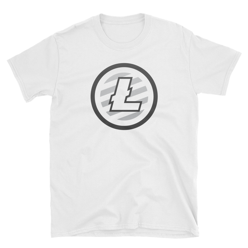 Cool Litecoin - Short-Sleeve Unisex T-Shirt