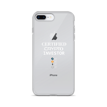 Latest Certified Crypto Investor - iPhone Case