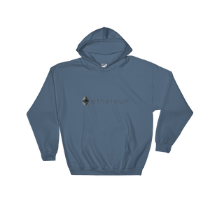 Cool Ethereum High Quality Hooded Sweatshirt