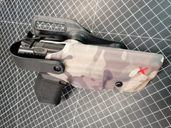 Level 2X OWB  - Level II Holster