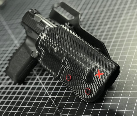 PheniX Competition OWB - Drop-Offset Holster - RedX Gear