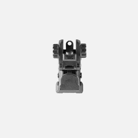 MCKRBUS | REAR FLIP BACK UP SIGHT - Typically ships in 7-10 days - RedX Gear