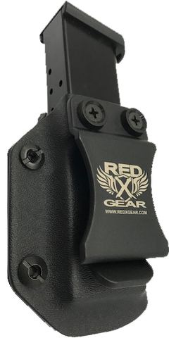 Xtra DS - Universal single mag carrier for Double stack 9/40 magazines - RedX Gear