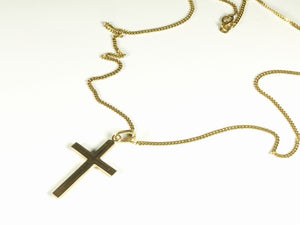 Christian necklace chain types
