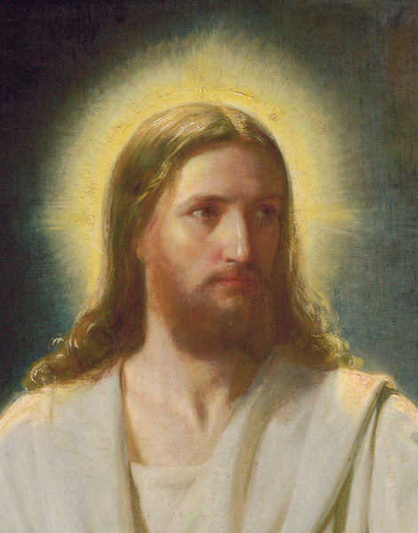 Who Drew The Original Picture of Jesus?