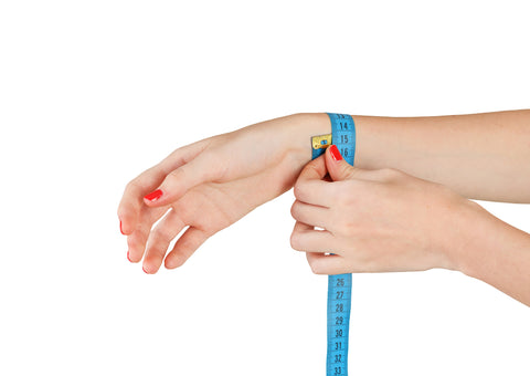 How to Measure Your Wrist For Bracelet Size