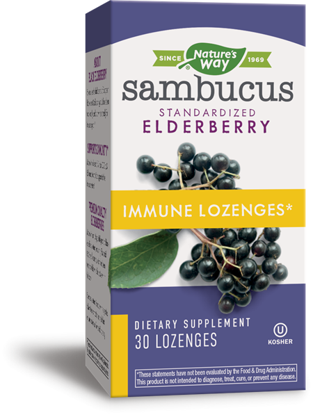 Sambucus Immune 30 lozenges - currently out of stock