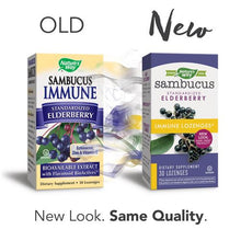 Load image into Gallery viewer, Sambucus Immune 30 lozenges - currently out of stock