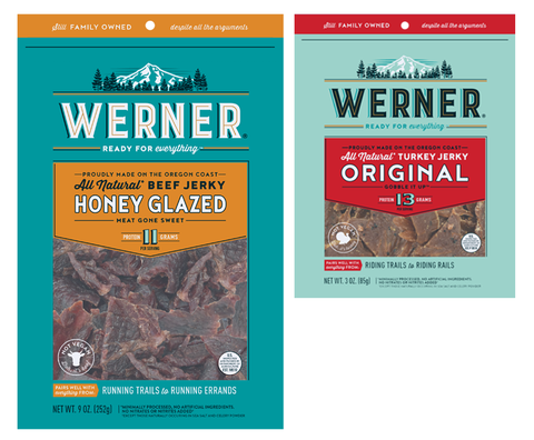 Werner New Packaging