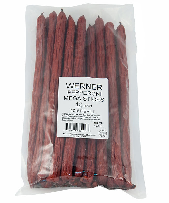 Mega Pepperoni Sticks