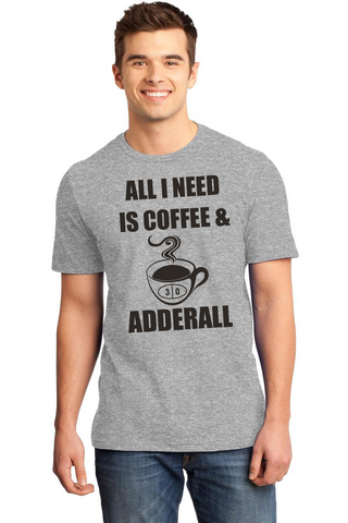 Coffee & Adderall