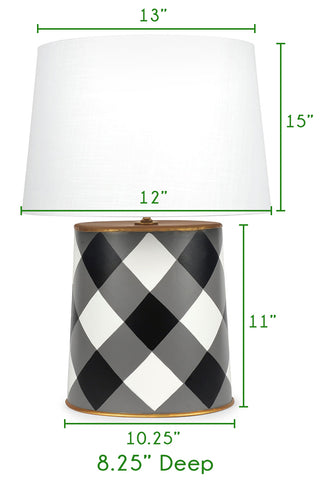 Oval Lamp Size Guide