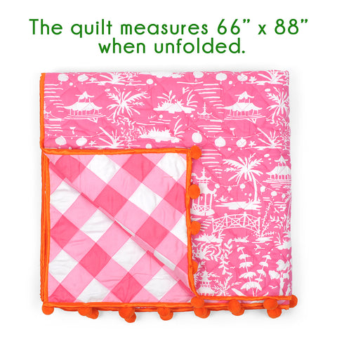 Quilt size guide