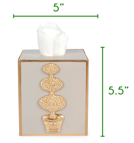 Tissue Box Cover Size Chart