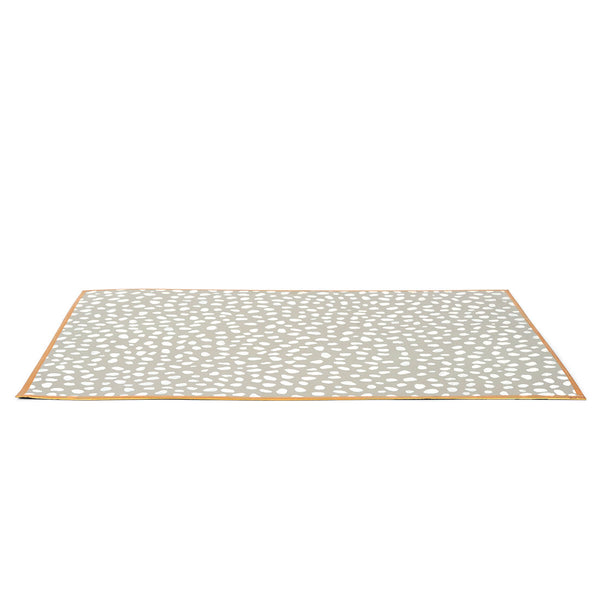 Spot-On Taupe Set of 4 Placemats