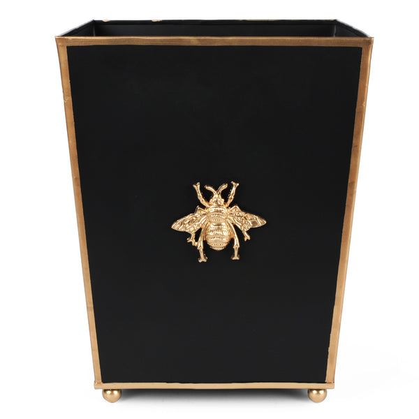 Regency Bee Wastebasket