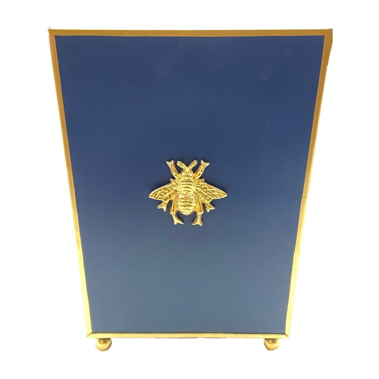 Regency Collection Bee Square Wastebasket