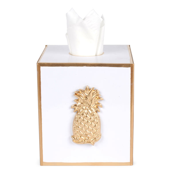 Regency Pineapple Tissue Box Cover