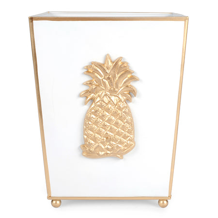 Pineapple Ornaments (4pk)