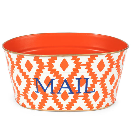 Maize Square Wastebasket