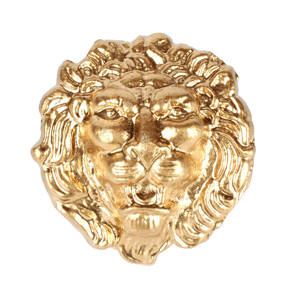Lion Napkin Ring (4pk)