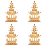 Regency Shanghai Napkin Ring (4 pack)