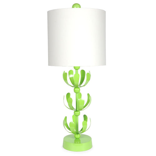 Color Block Green J'adore Lamp