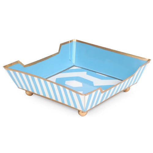 Madison Blue Cocktail Napkin Tray