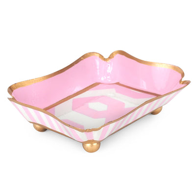 Madison Blush Trinket Tray