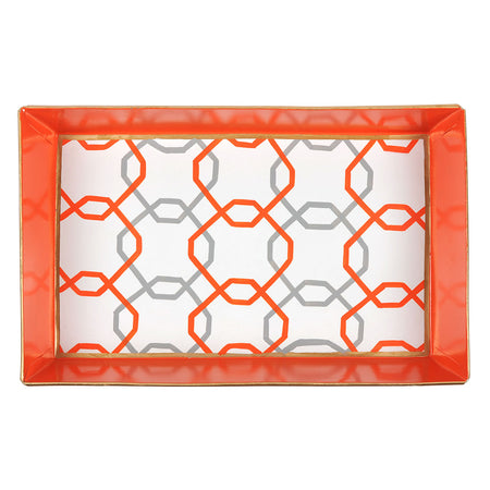 "Trellis 22"" Tea Tray"