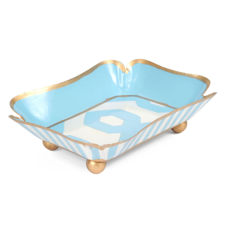 Madison Blue Trinket Tray