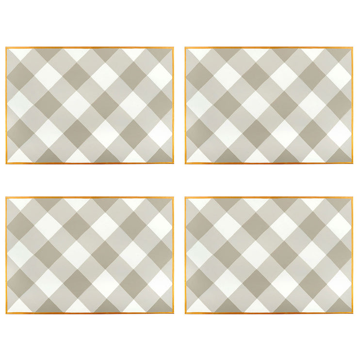 Buffalo Plaid Placemat (4pk)