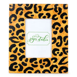 Leopard Photo Frame