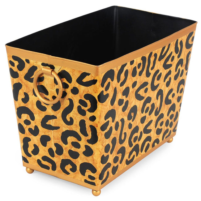 Leopard Magazine Holder