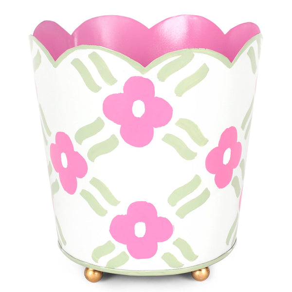 Pacifico Pink Decorative Cachepot