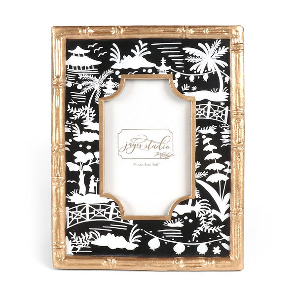 Shanghai Bamboo Photo Frame