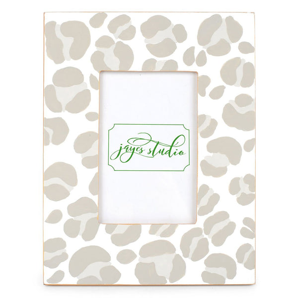 Cheetah Photo Frame