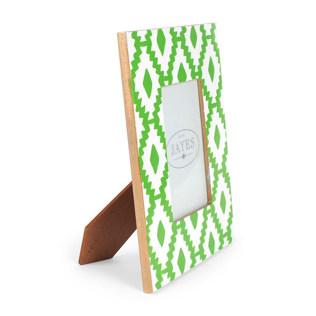 "Aztec Green 4""x6"" Picture Frame"