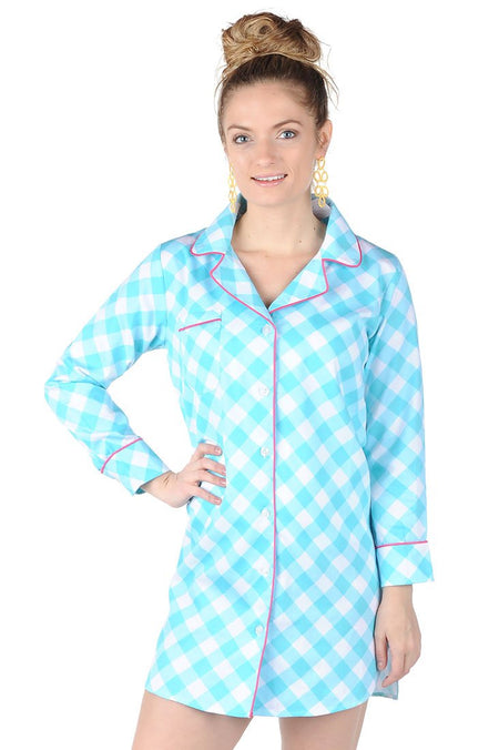 Snuggle Bugs Sateen Sleep Shirt