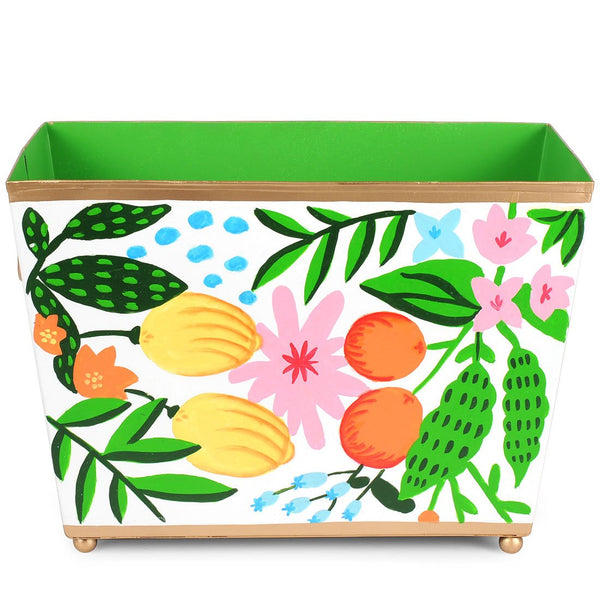 Fruit Floral Magazine Holder