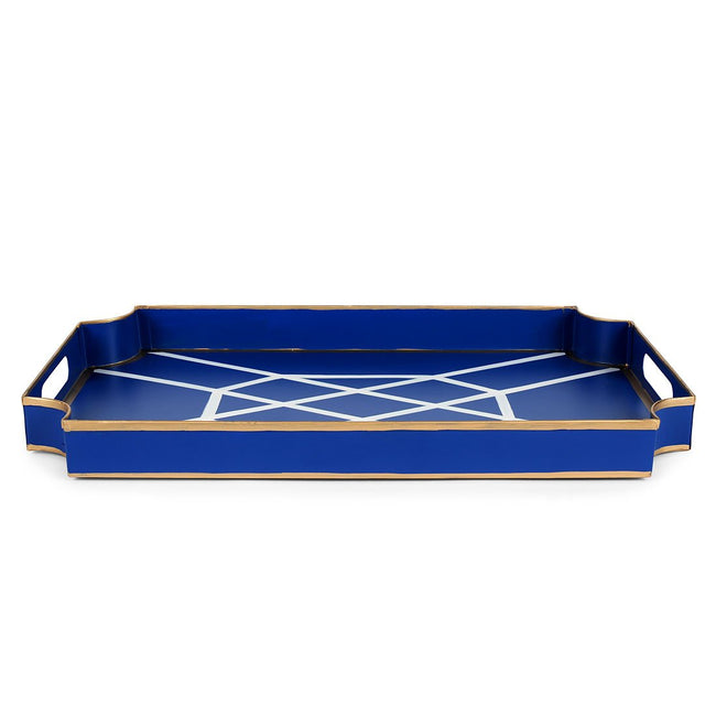 Don't Fret Blue Jaye Tray