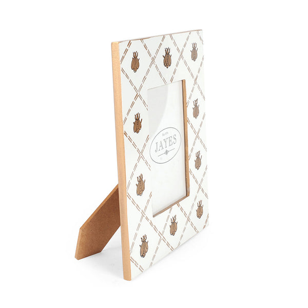 "French Bee Cream 4""x6"" Picture Frame"
