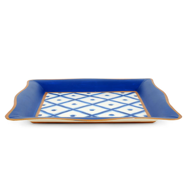 "Heron Diamond 7"" Tray"