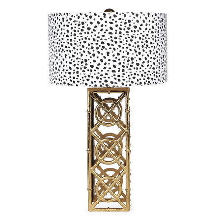Spot On Brass J'adore Lamp