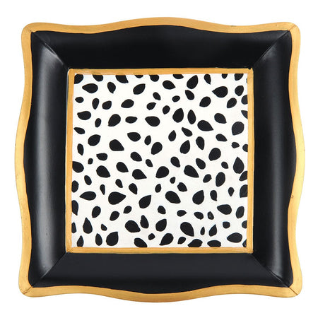 Chang Mai Bamboo Color Block Tray 10x14
