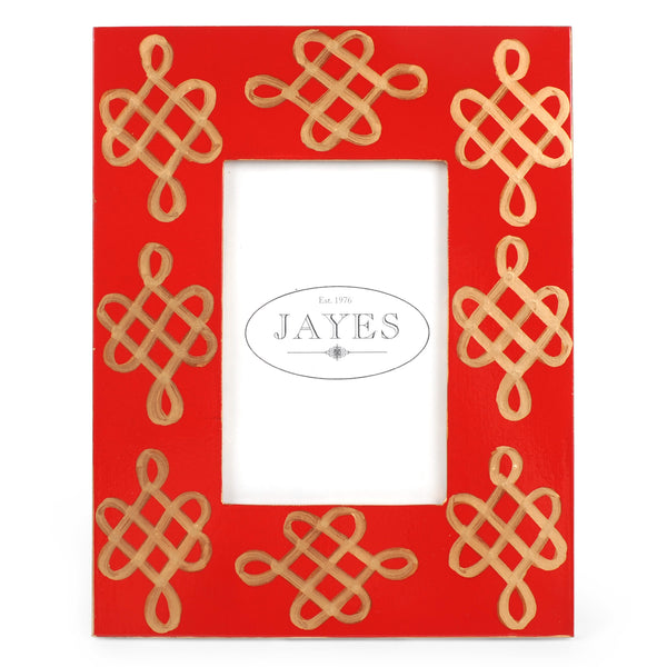 "Love Knots 4""x6"" Picture Frame"