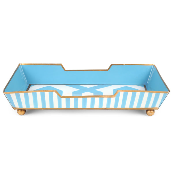 Madison Blue Guest Towel Tray